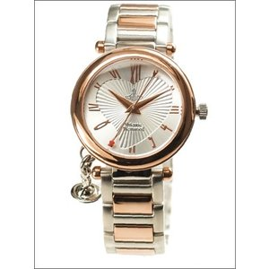 Vivienne Westwood ヴィヴィアンウエストウッド 腕時計 VV006RSSL レディース ORB オーブ|okurimonoya1|03