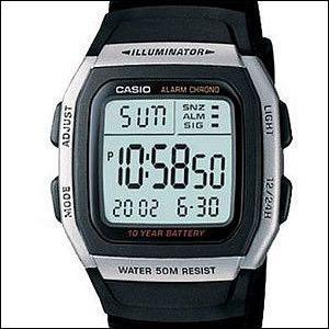 CASIO カシオ 腕時計 W-96H-1AJF メンズ スタンダード STANDARD okurimonoya1