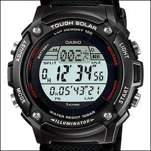 CASIO カシオ 腕時計 W-S200H-1BJF メンズ SPORTS GEAR スポーツギア ソーラー デジタルウォッチ okurimonoya1