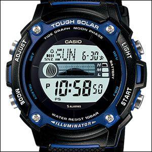 CASIO カシオ 腕時計 W-S210H-1AJF メンズ SPORTS GEAR スポーツギア ソーラー デジタルウォッチ okurimonoya1