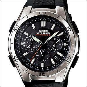 CASIO カシオ 腕時計 WVQ-M410-1AJF メンズ WAVE CEPTOR ウェーブセプター クロノグラフ ソーラー電波 okurimonoya1