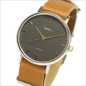 TIMEX タイメックス 腕時計 TW2P97900 ユニセックス Weekender Fairfield ウィークエンダーフェアフィールド|okurimonoya1