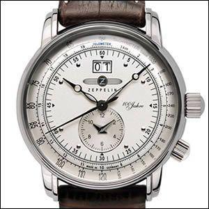 ZEPPELIN ツェッペリン 腕時計 並行輸入 7640-1 メンズ Zeppelin号誕生 100周年記念モデル|okurimonoya1