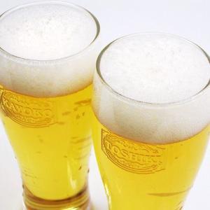 ネーム彫刻ペアのBEERピルスナーグラス(名入れ 名前入り)の酒|okurusake