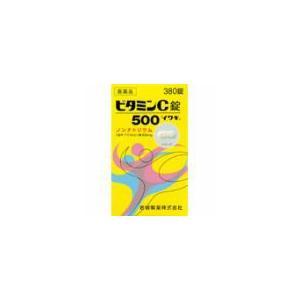ビタミンC錠500「イワキ」380錠×2 7561