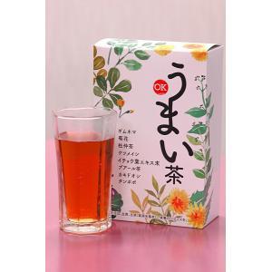 デトックス生活に OKうまい茶|okworld-shopping