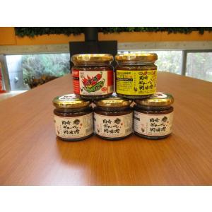 岡崎ぎゅーっと肉味噌 3種5個セット 130g×5個 愛知三河の産品|oky-yokocho