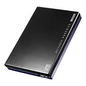 I-O DATA USB3.0/2.0 ポータブルHDD 超高速カクうす ブラック 500GB HDPC-UT500KE (旧モデル)|olap