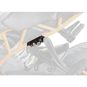 キジマ(Kijima) ヘルメットロック ブラック KTM RC390/125 '14y~ RC250 '15y~ KTM-05004|olap