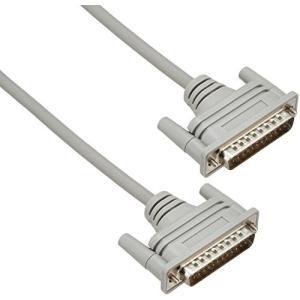 サンワサプライ RS-232Cケーブル (25pin/クロス・同期通信) 1.5m  KRS-117K|olap