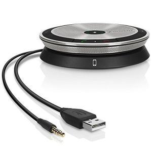 ゼンハイザー USB & 3.5mm4極接続 スピーカーフォン SP20 ML 506050 [並行輸入品] olap