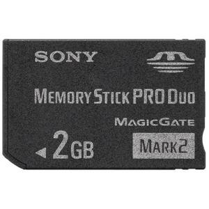 SONY メモリースティック Pro Duo Mark2 2GB MS-MT2G olap