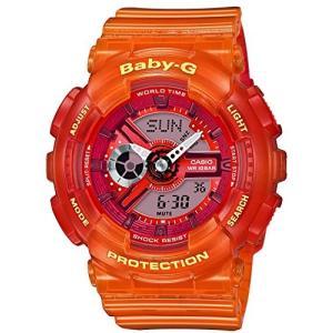 [カシオ]CASIO 腕時計 BABY-G ベビージー BA-110JM-4AJF レディース|olap