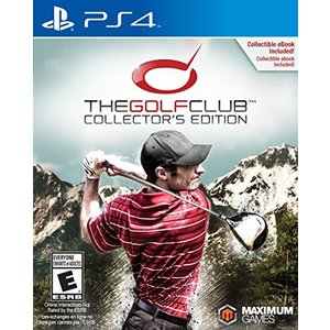 The Golf Club: Collector's Edition (輸入版:北米) - PS4 olap