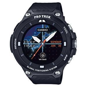 [カシオ]CASIO スマートアウトドアウォッチ プロトレックスマート GPS搭載 WSD-F20-BK メンズ|olap