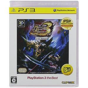 モンスターハンターポータブル 3rd HD Ver. PlayStation 3 the Best - PS3 中古 olap