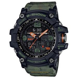 [カシオ]CASIO 腕時計 G-SHOCK ジーショック マッドマスター BURTON コラボレーションモデル GG-1000BTN-1AJR メンズ|olap