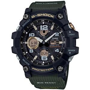 [カシオ]CASIO 腕時計 G-SHOCK ジーショック マッドマスター 電波ソーラー GWG-100-1A3JF メンズ|olap