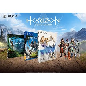Horizon Zero Dawn 初回限定版 - PS4 中古|olap