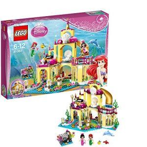 レゴ (LEGO) ディズニー・プリンセス アリエルの海の宮殿 41063|olap