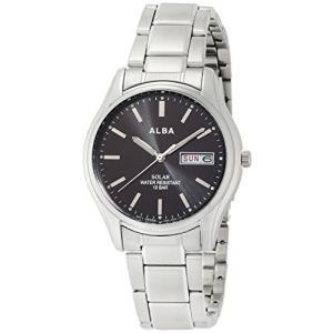 [アルバ]ALBA 腕時計 ソーラー ハードレックス 日常生活用強化防水(10気圧) ペア AEFD...