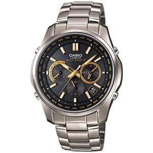 [カシオ]CASIO 腕時計 リニエージ 電波ソーラー LIW-M610TDS-1A2JF メンズ|olap