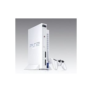 PlayStation 2 「パール・ホワイト」 SCPH-50000 PW 【メーカー生産終了】 中古|olap