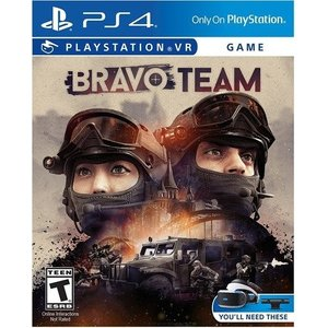 ●Intense immersive action: bravo team takes you on...