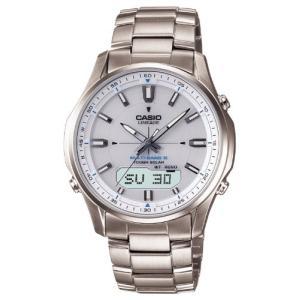 [カシオ]CASIO 腕時計 LINEAGE リニエージ タフソーラー 電波時計 MULTIBAND 6 LCW-M100TD-7AJF メンズ|olap