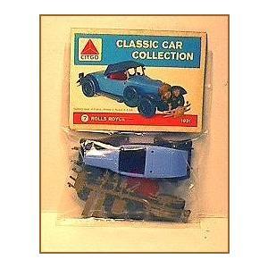 1/64 Scale 1931 Rolls Royce 1960s RARE Citgo givaw...