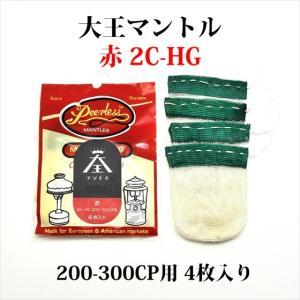 大王マントル 2C-HG 4枚入り 200-30...の商品画像
