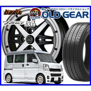 輸入タイヤ アルミホイール 新品 4本セット  ドゥオール フェニーチェRX2 145R12 12イ...