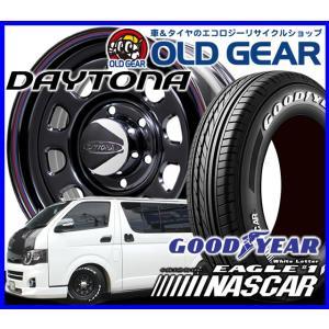 DAYTONA デイトナ ホイール 195/80R15 195/80-15 新品GOODYEAR グッドイヤー NASCAR ナスカー oldgear