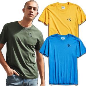 カルバン クライン ジーンズ ポップカラー Tシャツ 半袖 CALVIN KLEIN JEANS ole2014