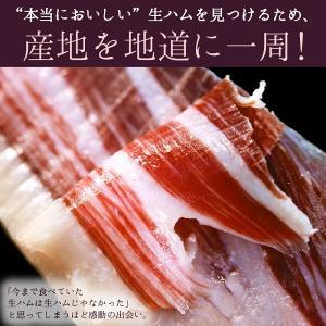 ポイント消化 訳あり セール イベリコ豚生ハム...の詳細画像5