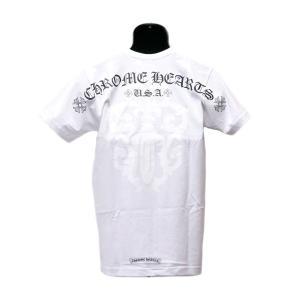 CHROME HEARTS/クロムハーツ Tシャツ CHプラ...