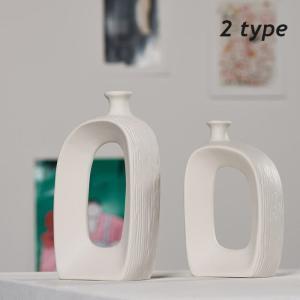 花瓶 おしゃれ 一輪挿し 韓国インテリア フラワーベース 雑貨 ドライフラワー ディスプレイ 北欧 ラウンドシングルフラワーベース Z029|olpemi