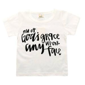 dc1224e7800bf ... 子供服 ロゴT 花柄パンツ 上下 セットアップ 半袖 tシャツ ズボン ベビー服 男の子 女の子 ...