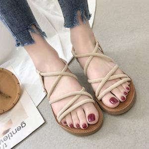 616538b6882b82 ... サンダル シューズ レディース 靴 カジュアル おしゃれ かわいい プチプラ ファッション ママファッション|olulu| ...