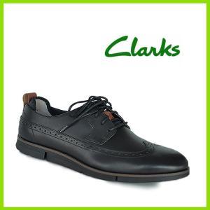 クラークス 628E−B  Clarks Trigen Limit コンフォート メンズシューズ●ブラック