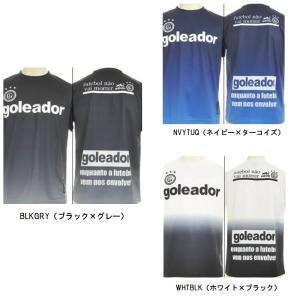 ゴレアドール goleador 昇華グラデーションプリント BasicプラクティスTシャツ サッカーシャツ G440-1 om-sports