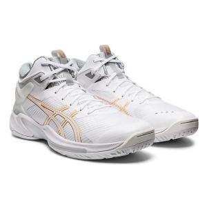 アシックス asics GELBURST 24 (ユニセックス) バスケットボールシューズ 1063A015-100(ホワイト/ホワイト)|om-sports