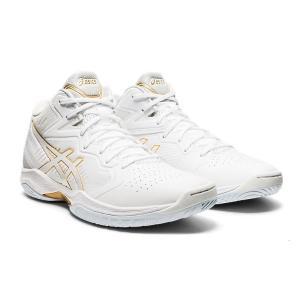 アシックス asics GELHOOP V12 バスケットボールシューズ 1063A021-105(ホワイト/ホワイト)|om-sports