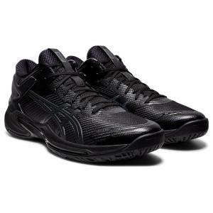 アシックス asics GELBURST 24 LOW バスケットボールシューズ 1063A027-001(ブラック/ブラック)|om-sports