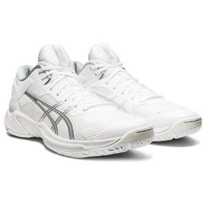 アシックス asics GELBURST 24 LOW バスケットボールシューズ 1063A027-100(ホワイト/ピュアシルバー)|om-sports