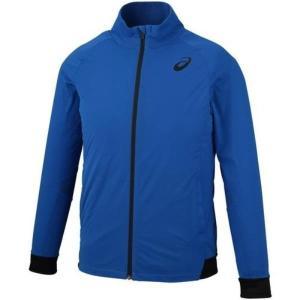 アシックス asics ムービングウインドジャケット ウインドジャケット 2091A002-401 (ブルー)|om-sports