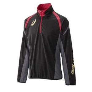 アシックス ゴールドステージ丸首 長袖ソフトケージシャツ限定モデル 15SS 野球・ソフト その他ウエア BAF021-9093|om-sports