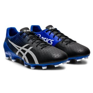 アシックス asics MENACE(メナス) 3(ユニセックス) NEW サッカースパイク TSI425-900(ブラック/ホワイト)|om-sports