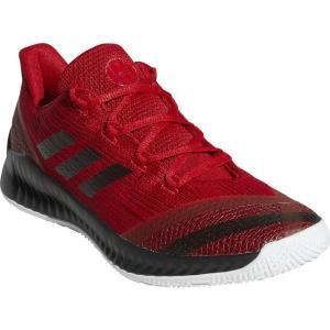 アディダス adidas ハーデンBTE2 NEW バスケットボールシューズ BB7671 (コアブラック/ランニングホワイト/スカーレット)|om-sports