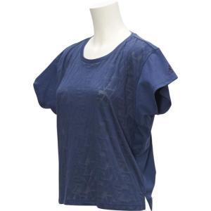 アディダス W ヨガ バーンアウト 半袖Tシャツ(WOMEN'S)16Q1 Tシャツ BIK65-AP1473 (ミネラルブルーS16) om-sports